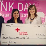 Image for MLT Supports Red Cross Day of Pink