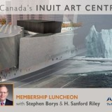 Image for Winnipeg Chamber of Commerce Luncheon: Building Canada's Inuit Art Centre