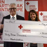 Image for MLT and its Employees Support Fort McMurray in Fundraising Campaign
