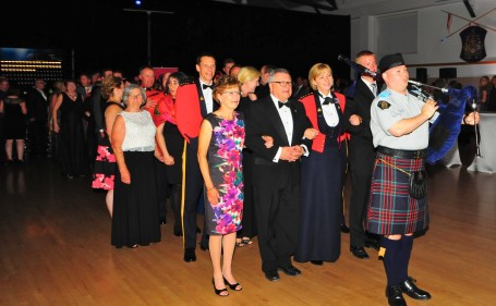 RCMP Charity Ball in Support of Kids Help Phone