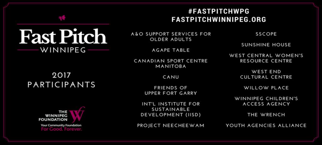 Fast Pitch Winnipeg Foundation