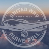 Image for Winnipeg Lawyers & Staff Pull Boeing 727 for United Way
