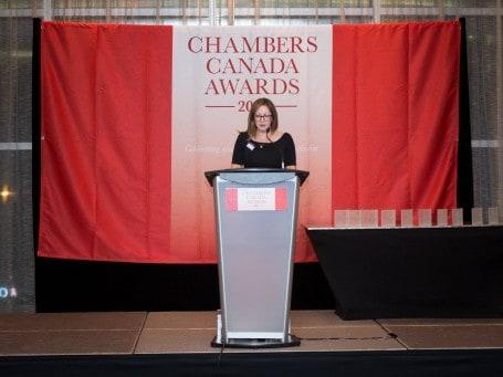 Chambers Canada Awards 2017