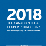 Image for Lexpert Recognizes 54 MLT Aikins Lawyers in 2018 Directory