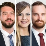 Image for Jasmine Lothian, Chase Salembier and Cody Van Hell Join MLT Aikins