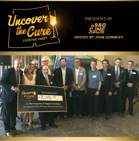 Uncover the Cure 2018
