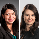 Image for Sanjana Ahmed and Eva Forys Recognized by Pro Bono Law Alberta