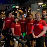 Image for Cycling in the Pedal for a Cure for JDRF