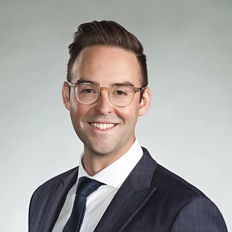Benjamin Young | MLT Aikins | Edmonton Lawyer