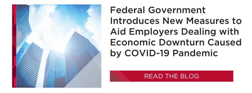Federal Government   COVID-19   Finance