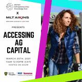 "Image for MLT Aikins Presenting ""Accessing Ag Capital"" Webinar with Women Entrepreneurship Knowledge Hub"